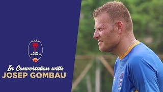 In Conversation with Josep Gombau