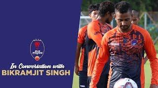 In Conversation with Bikramjit Singh