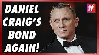 fame hollywood - Daniel Craig Resumes Bond Shooting After Recent Injuries