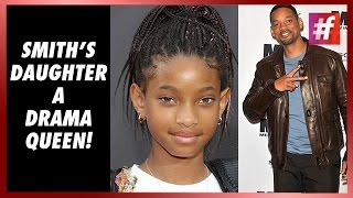 fame hollywood - Will Smith's 14 Year Old Daughter Drama