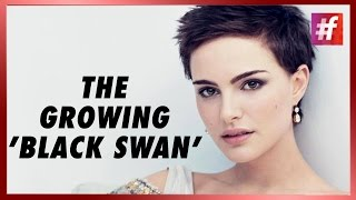 fame hollywood - Natalie Portman's Happy Growth Phase!