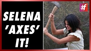 fame hollywood -​​ Selena's Axe And Baby Juggle!