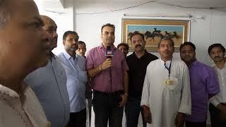 Live - क्रांतिकारी राष्ट्रसंत मुनिश्री तरुण सागर जी महाराज / राधेपुरी कमेटी मेम्बर