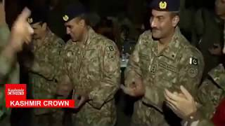 IN VIDEO | India, Pakistan armies dance together in russia