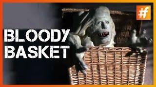 Falling Basket Prank | Prankly Speaking