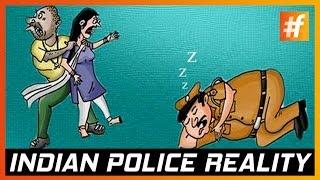 Funny Indian Police Reality | Jayvijay Sachan