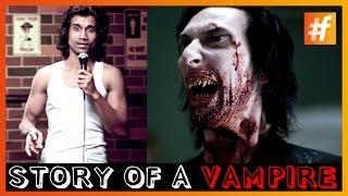 Funny Video | Lungi Man Hijas Moosa On Vampires