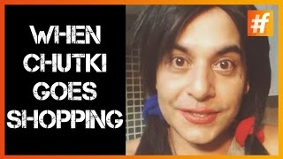 Chutki Comedy Video | What Happens When Chutki Goes Shopping! | Gaurav Gera