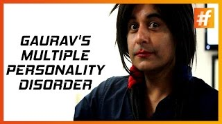 Comedy Video | Gaurav Gera - The Person Behind Chutki & Shopkeepaa | Multiple Personality Disorder
