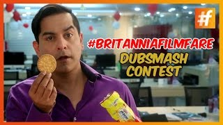 Shake That Biscuit Baby!!   #BritanniaFilmfareAwards   Dubsmash Special