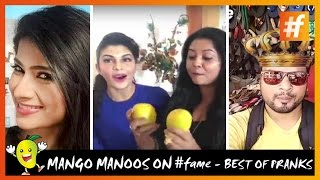 Pranks 2016 Mango Manoos on fame Best Of Pranks