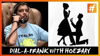 VJ Hoezaay asks for Marriage on a Prank Call - Funny Prank Call