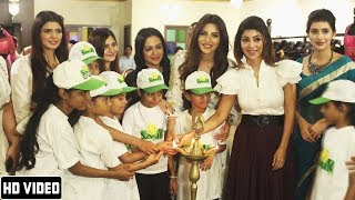 Debina Bonnerjee, Shama Sikander And Ihana Dhillon At Fashion & Flair Charity Trunk Show
