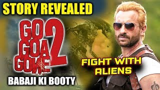 Go Goa Gone 2 Story Revealed, Saif Ali Khan Will Fight Aliens And Not Zombies