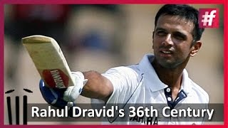 Rahul Dravid's Centuries | Rahul Dravid Last Match  | Out of the Box with Harsha Bhogle