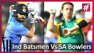 fame cricket Indian Batsmen Vs South African Bowlers : Harsha Bhogle