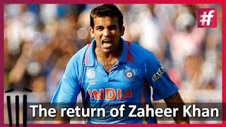 Zaheer Khan Is Important For Team India   Indian Cricket Team   Cricket Video