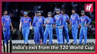 fame cricket - India's exit from the T20 World Cup  : Out of the box with Harsha Bhogle
