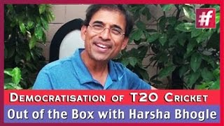fame cricket -​​ Harsha Bhogle's Take on Democratization of  Cricket