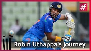 Harsha Bhogle Speaks on Robin Uthappa | Indian Cricket Team | Cricket Video
