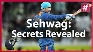 Sehwag Wanted to Put Fear In Opposite Team's Bowler   Indian Cricket Team   Cricket Video