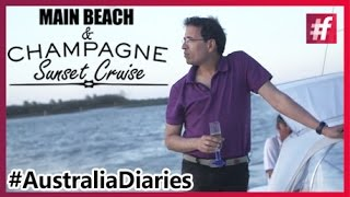 Australian Beaches And Champagne #AustraliaDiaries
