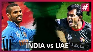 World Cup Review - India Vs UAE | Indian Team Performance | Cricket Video