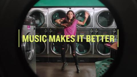 Garmin vivoactive 3 music- Laundry