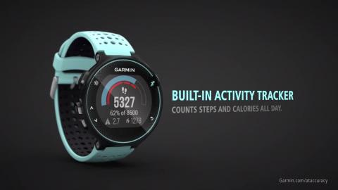 Garmin Forerunner 235 Features