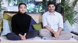 Radhika Apte And Atul Maurya Spotted At Versova