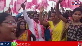 SERILINGAMPALLY TRS LEADERS TO PRAGATHI NIVEDANA SABHA