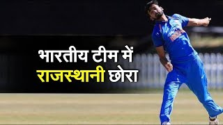 Khaleel Ahmed | All you need to know about Khaleel Ahmed, the ... | Asia Cup 2018 |