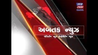 Dhoraji: Accident between Dumper and Motorcycle
