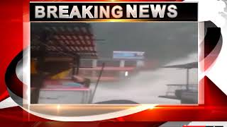 Heavy rainfall triggers flooding in Mussoorie's Kempty Fall