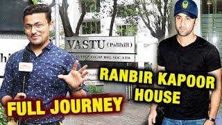 Ranbir Kapoor House In Mumbai   VASTU (Pali Hill)   Full Journey   Unknown Facts
