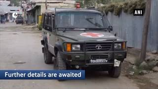 Security forces launches cordon and search operation in Pulwama