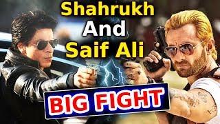 Shahrukh Khan Vs Saif Ali Khan At Box Office | Fight With Aliens