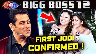 Bigg Boss 12 : Sisters Tanushree Dutta And Ishita Dutta To Enter Salman Khan's Show