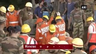Kolkata Majerhat bridge collapse: Search operation underway, says NDRF