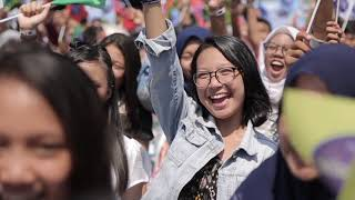 Luar Biasa!  Calon Idol Junior bersemangat ikuti Big Audition Jakarta - Indonesian Idol Junior 2018