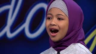 Wow! Junior yang satu ini, membuat semua juri tepuk tangan! - Indonesian Idol Junior 2018