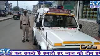चोरों की तलास में जुटी जैन चौकी पुलिस ,कई स्थानों पर लगाए सुराग