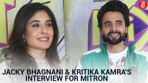 Jacky Bhagnani & Kritika Kamra's Interview For Mitron