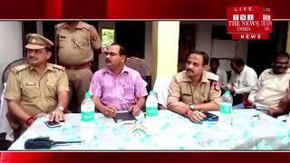 [ Kushinagar ] कुशीनगर में डोल के मेले के दौरान लोगों ने निकला जुलूस / THE NEWS INDIA