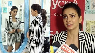 Kriti Kharbanda At The Launch Of Bodycraft Spa & Salon In Mumbai