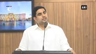 IT Minister Nara Lokesh unveiles curtain raiser of Fintech festival 2018