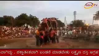 Shri krishna janmashtami belagavi SSV TV NEWS 4/9/18