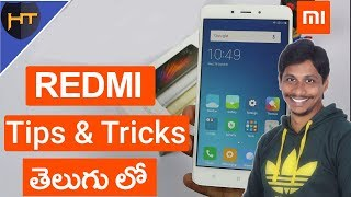 Redmi Mobile Secret settings nobody will tell you 2018 telugu
