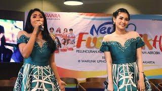 """Kolaborasi """"Lagu Jadul"""" vs """"Lagu Jaman Now"""" dalam acara Funtastik Hits 2018"""