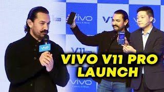 Aamir Khan At Vivo V11 PRO Launch   Full Video   Aamir Khan Interview